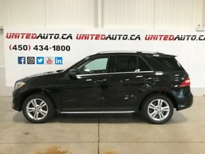 2014 Mercedes-Benz M-Class ML350 BLUETEC 4MATIC NAV BACK UP CAME