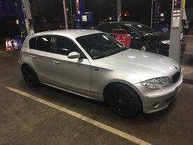 BMW 1 series good clean car drives well looking for a quick sale £2200