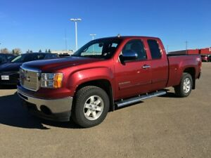 2013 GMC Sierra 1500 Extended Cab SLE Z71 4WD