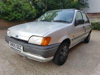 1989 Ford Fiesta Mk3 LX CVT 1.4 Auto **31K, 12 MONTHS MOT**