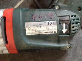 Bosch and metabo braker drills