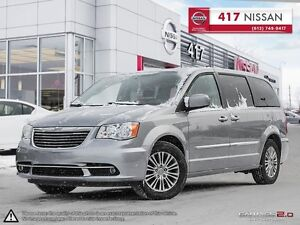 2014 Chrysler Town & Country Touring-L // WINTER TIRES & RIMS //