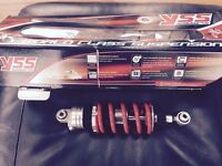 Aprilia Mille rear shock absorber. YSS suspension. New, never fitted. May fit other bikes