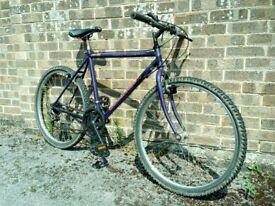 Mountain Bike - 26 inch wheels