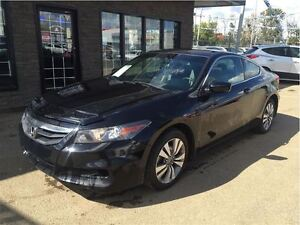 2012 Honda Accord EX-L Coupe w/Navigation