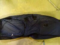 Sun Mountain lightweight golf bag travel cover
