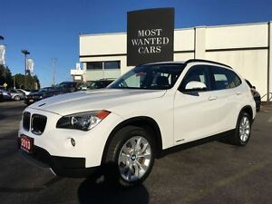 2013 BMW X1 28i | PANORAMIC SUNROOF | AWD | BLUETOOTH