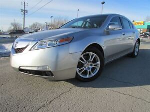 2009 Acura TL A/C CUIR TOIT OUVRANT TRES PROPRE!!!