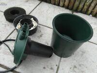 FISHMATE 2500 pond filter x 2