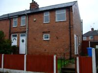 Family Home With Large Garden To Rent in Mansfield Woodhouse