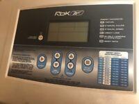 Reebok fusion rev electric treadmill