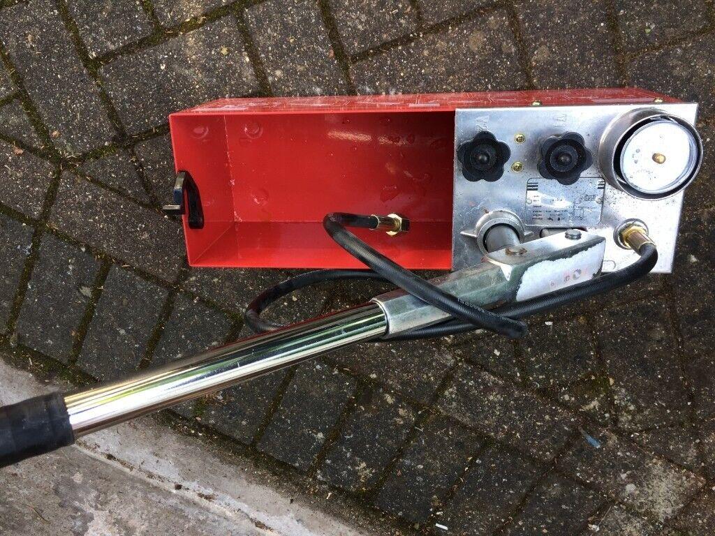 Plumbers dual valve pressure test pump 50 bar | in Whitchurch, Cardiff |  Gumtree