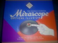 Mirascope optical illusion