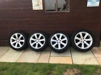 Jaguar XF Venus Alloy wheels