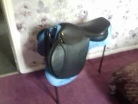 Antil saddle