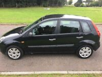 2006 Ford Fiesta 1.4 STYLE Climate, 5door, Petrol, 12 months MOT, 9 stamps in Serv Book very clean