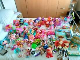 Massive Collection of Toys