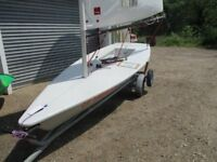 laser radial with trailer