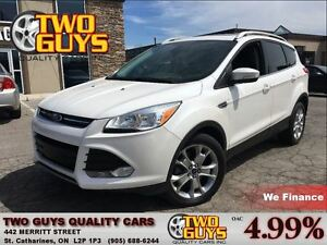 2014 Ford Escape Titanium NAVIGATION LEATHER MOON ROOF