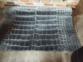 Charcoal rug for sale