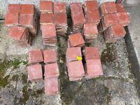 Vintage Quarry Tiles good quality