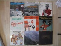 Job Lot of +150 Different Records from Different Artists