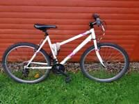 Rockrider mountain bike 18 inch frame