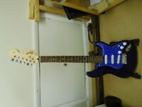Fender Strat: by Squirer. Immaculate never used