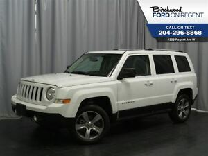 2016 Jeep Patriot High Altitude 4WD *Leather/Moonroof*