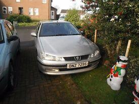 2001 Peugot 406 Diesel