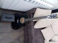 guitar +AMP