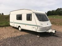 Elldis Vogue 4 Berth Caravan for sale