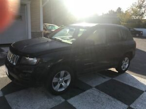 2014 Jeep Compass Sport/North AWD