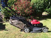 Honda HRX 537 Hydrostatic Petrol Lawn Mower