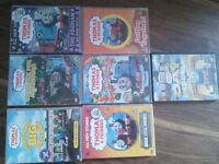 Thomas the friends dvds