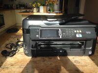 Epson Workforce WF-7610 Printer and Scanner