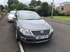 VW Passat SE TDI 140 in Grey. First registered Nov 2007. Great reliable car.