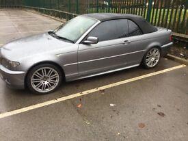 Clean low miles BMW 318 M SPORT
