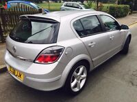 2008 VAUXHALL ASTRA DIESEL AUTOMATIC SILVER 5 DOOR LONG MOT AND HISTORY VERY GOOD RUNNER