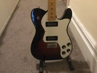 Fender Telecaster Modern Player Thinline Deluxe