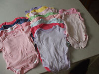 Large bundle of 3-6 months girl baby clothes NOW REDUCED