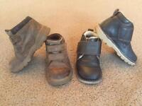 Boys winter boots in size 7 and 7 G