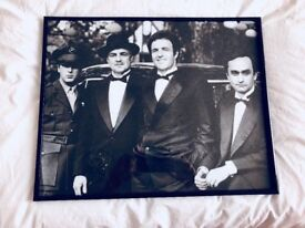 Framed The Godfather Picture – Extremely Rare & Collectable!