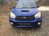 Toyota RAV4 parts bumper light alloy