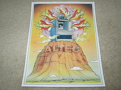 Altec Lansing Ad, Voice of the Theater A7-500 Speaker, One of the Best! 1