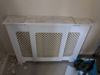 Radiator Cover - adjustable width