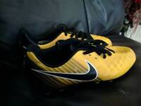 Size 4 football boots