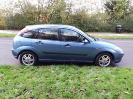 FORD FOCUS 1.8 TDCI 2004 04 PLATE