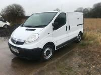 VAUXHALL VIVARO 2007 DIESEL DONE 110K MILES 10 MONTHS MOT THIS VAN IS IMMACULATE AND DRIVES THE BEST