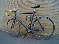 Fixed Gear - Light, fast and in perfect conditions - Size 58cm (Large)